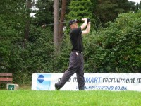 Playing in the Peter Allis Charity Golf  Ferndown,Bournemouth